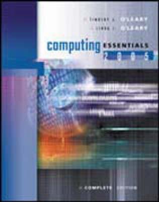Computing Essentials 2005 Complete (Paperback)