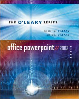 Microsoft Powerpoint 2003 - O'Leary Series (Paperback)