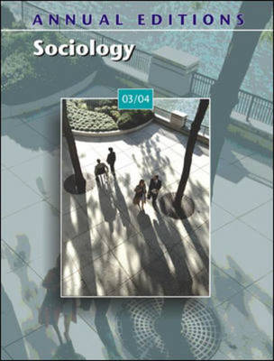 Annual Editions: Sociology (Paperback)
