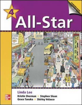 All-Star 4 Teacher's Edition: Teacher's Edition Bk. 4 - All-Star (Paperback)