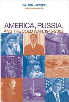 America, Russia, and the Cold War, 1945-2002 (Paperback)