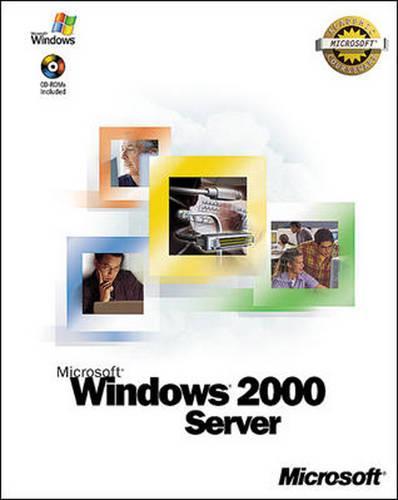 Als Microsoft Windows 2000 Server (Hardback)