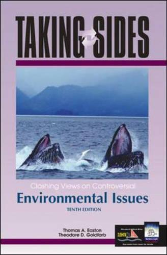 Taking Sides Views Contro Envirn Issues (Paperback)