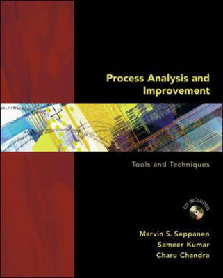 Process Design and Improvement: Computer-Based Tools and Techniques (Hardback)