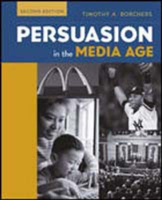 Persuasion in the Media Age (Paperback)