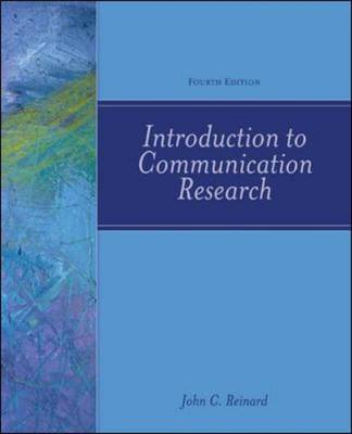 Introduction to Communication Research (Paperback)