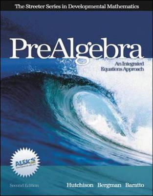 Prealgebra - Streeter Series (Paperback)