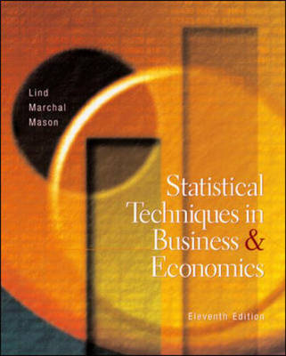 Statistical Techniques in Business and Economics with Student CD and Powerweb