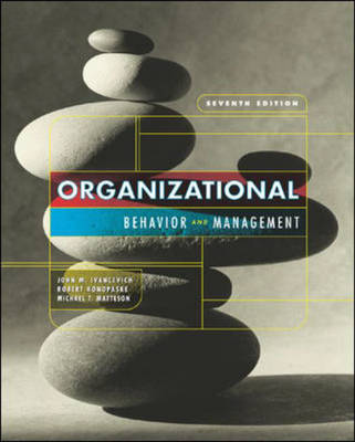 Organizational Behavior and Management (Hardback)