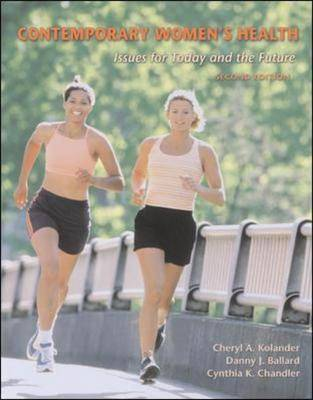 Contemporary Women's Health: With Powerweb Bind-in Card (Paperback)