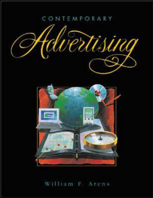 Contemporary Advertising: With PowerWeb and CD-ROM