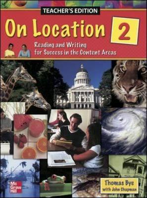 On Location - Level 2 Teacher's Manual (Wrap-Around) - On Location (Paperback)
