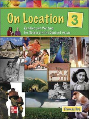 On Location - Level 3 Student Book: Reading and Writing for Success in the Content Areas - On Location (Paperback)