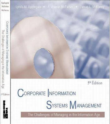 Corporate Information Systems Management: The Challenges of Managing in an Information Age (Paperback)