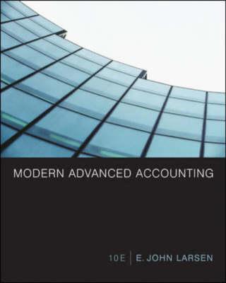 Modern Advanced Accounting (Hardback)