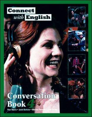 Connect with English: Conversation: (Video Episodes 37-48) Bk. 4 (Paperback)