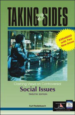 Taking Sides Social Issues (Paperback)