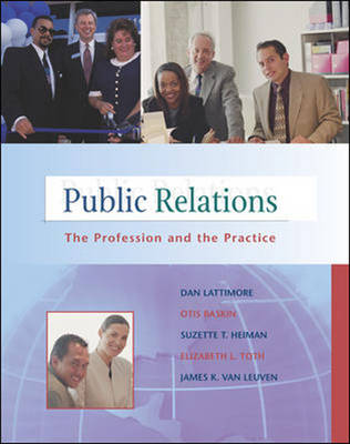 Public Relations for the Information Age with Olc Card (Hardback)