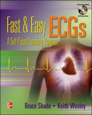 Fast and Easy ECGs: A Self Paced Learning Program (Paperback)