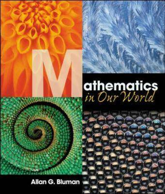 Mathematics in Our World: With MathZone (Hardback)