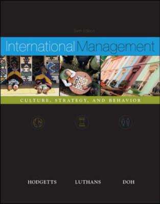 International Management: Culture, Strategy and Behavior (Hardback)