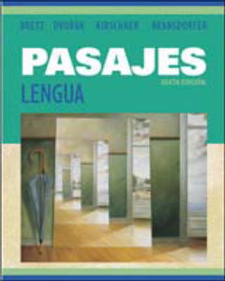 Pasajes: Lengua (Paperback)