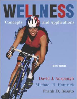 Wellness: Concepts and Applications (Paperback)