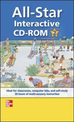 All-Star 2 Interactive CD-ROM: Bk. 2 - All-Star (CD-ROM)