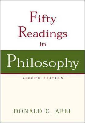 Fifty Readings in Philosophy: WITH PowerWeb: Philosophy (Paperback)