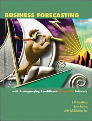 Business Forecasting: Text Alone (Hardback)