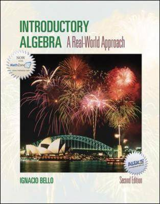 Introductory Algebra: WITH Mathzone (Paperback)