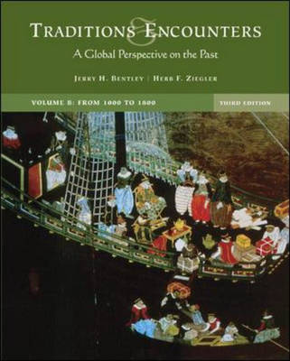 Traditions and Encounters Volume B (Paperback)