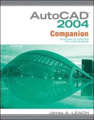 AutoCAD 2004: Companion (Paperback)
