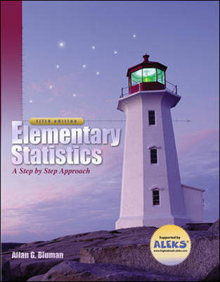 MP Elem Statistics+ CD+ Mathzone (Hardback)