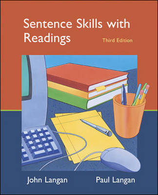 Sentence Skills with Readings (Paperback)