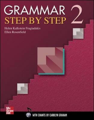 Grammar Step by Step 2 - Grammar Step by Step (CD-Audio)