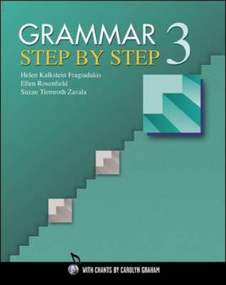 Grammar Step by Step 3 - Grammar Step by Step (CD-Audio)