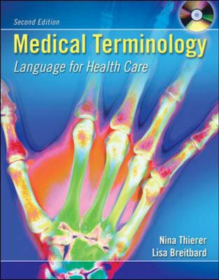 Medical Terminology: With Student CD-ROM and English Audio CD: Language for Health Care