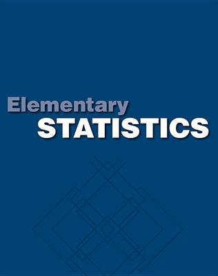 Elementary Statistics: Student Solutions Manual: A Step by Step Approach (Paperback)