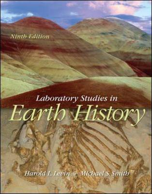 Laboratory Studies in Earth History (Spiral bound)