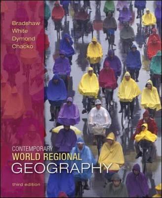 Contemporary World Regional Geography (Hardback)