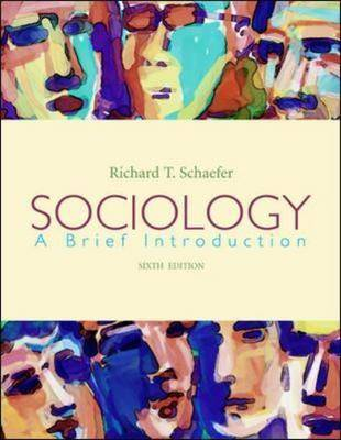 Sociology: With Powerweb and Contexts Magazine: A Brief Introduction (Paperback)