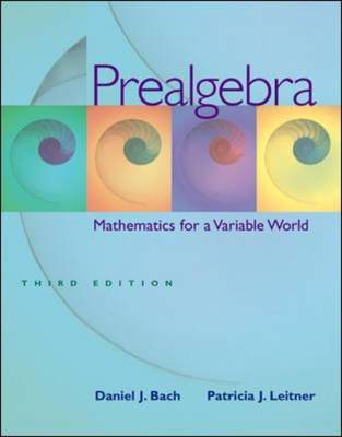 Prealgebra: AND Mathzone Student Access Code: Mathematics for a Variable World (Paperback)