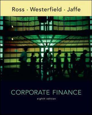 Corporate Finance (Hardback)