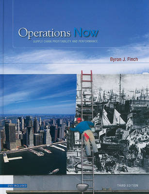 Operations Now: Supply Chain Profitability and Performance (Hardback)