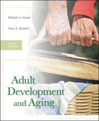 Adult Development and Aging (Hardback)