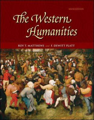The Western Humanities (Paperback)
