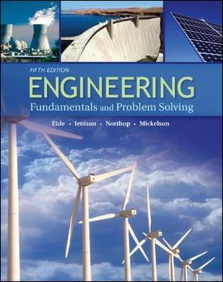 Engineering Fundamentals and Problem Solving (Paperback)