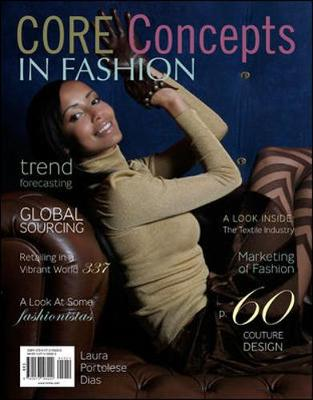 Core Concepts in Fashion (Hardback)