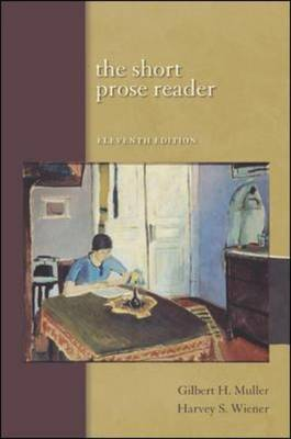 The Short Prose Reader with Student Access to Catalyst (Paperback)